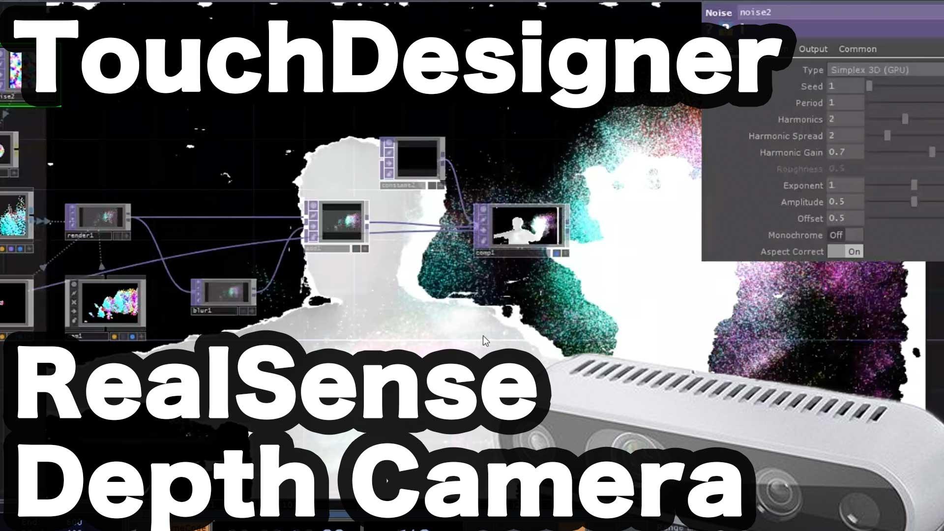 RealSenseCamera